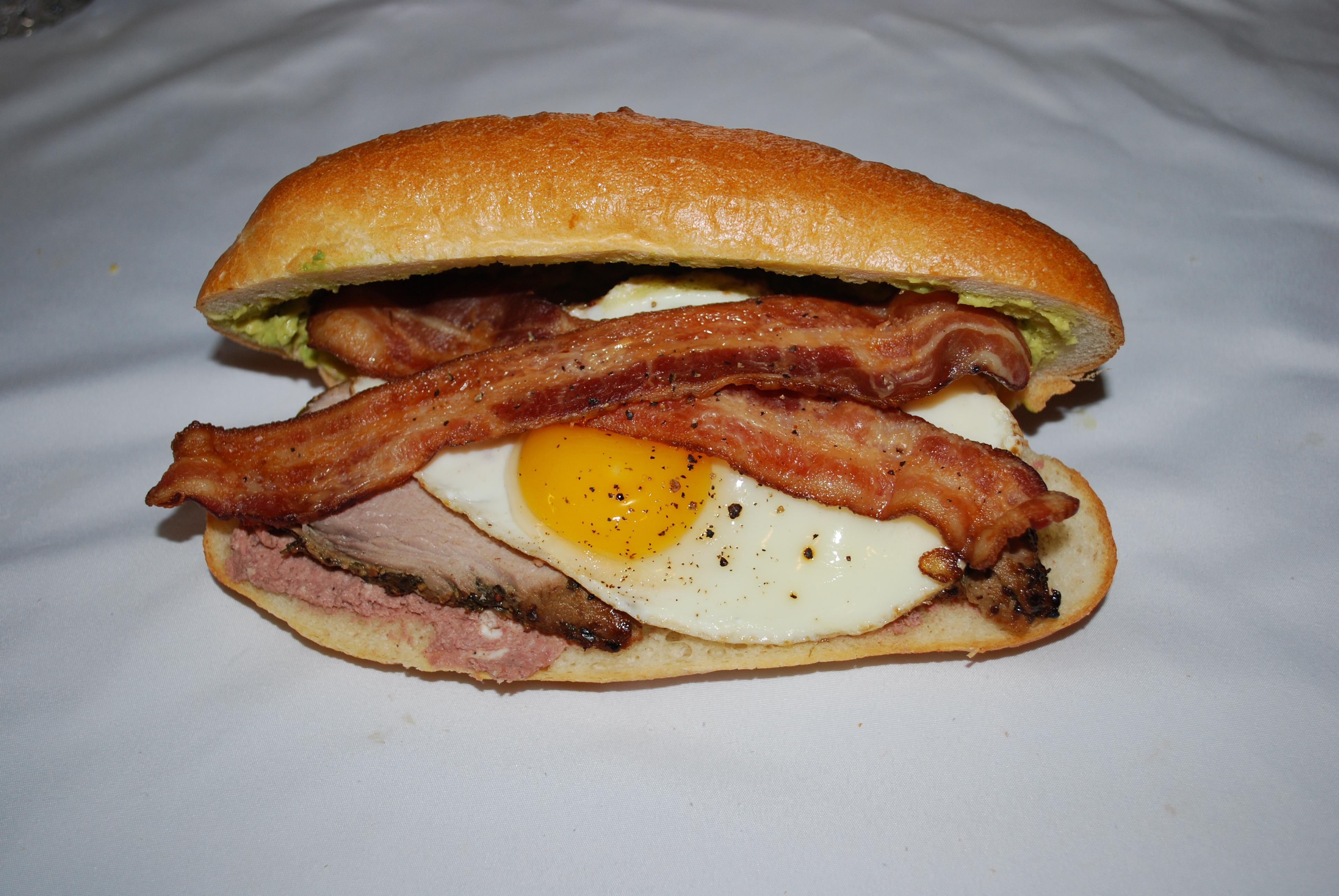 Bacon Banh Mi Recipes — Dishmaps